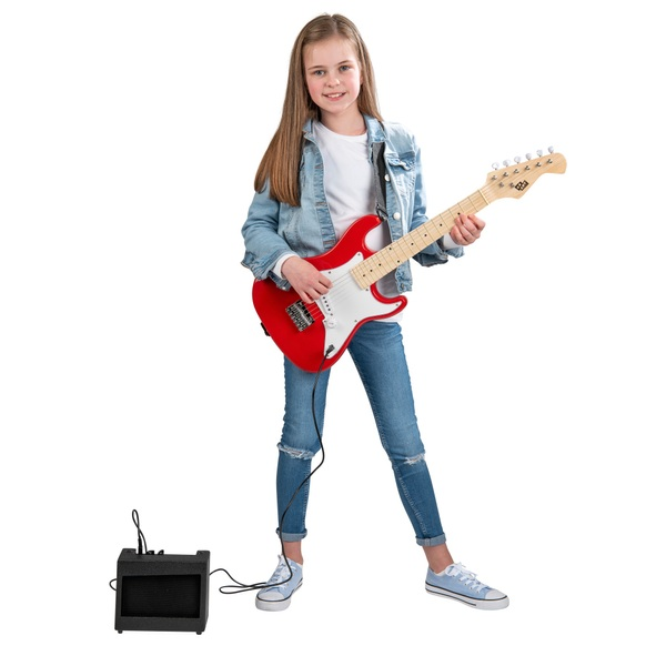 32 Quot Electric Guitar With Amp Musical Instruments Uk