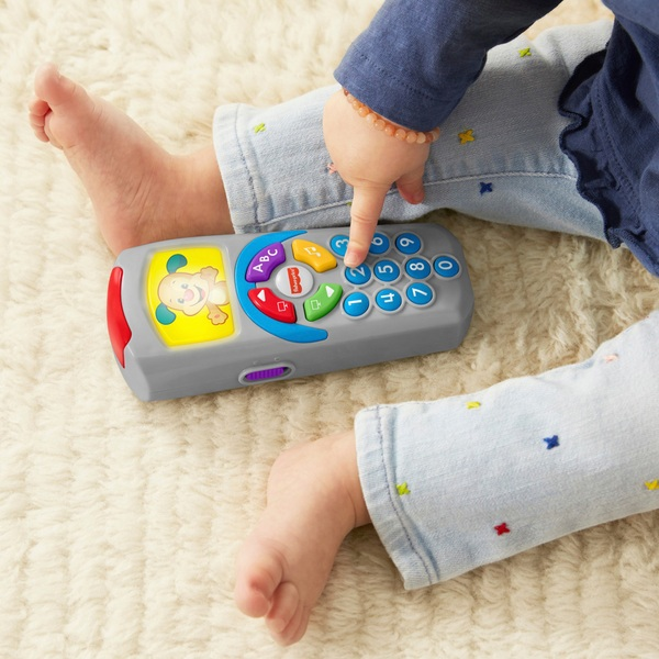 Fisher-Price Laugh & Learn Remote Baby Musical Toy