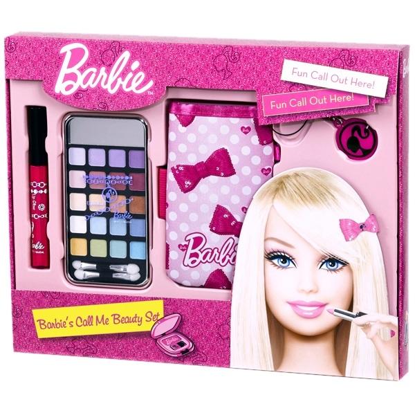 Barbie's Call Me Beauty Set