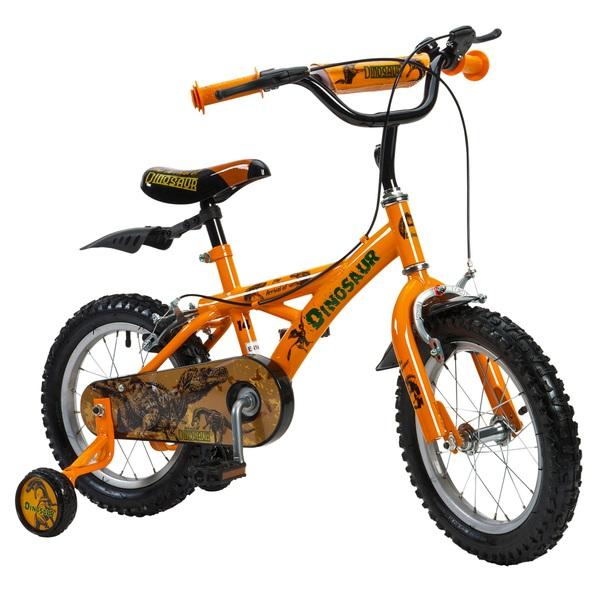 14 Inch Dinosaur Bike