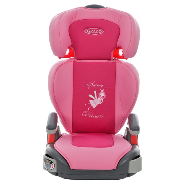 Graco Junior Maxi Group 2 3 Car Seat Princess Pink