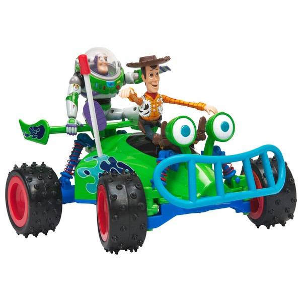 Toy Story Radio Control Car