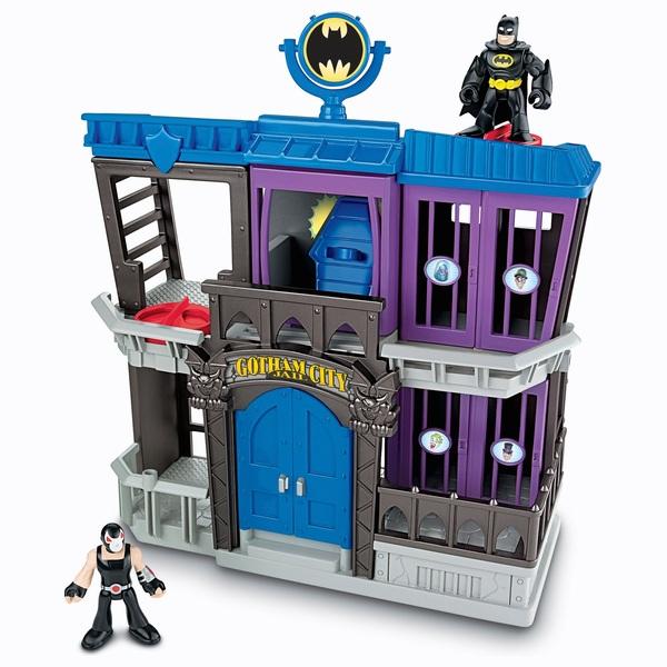 Fisher-Price Imaginext Gotham Jail