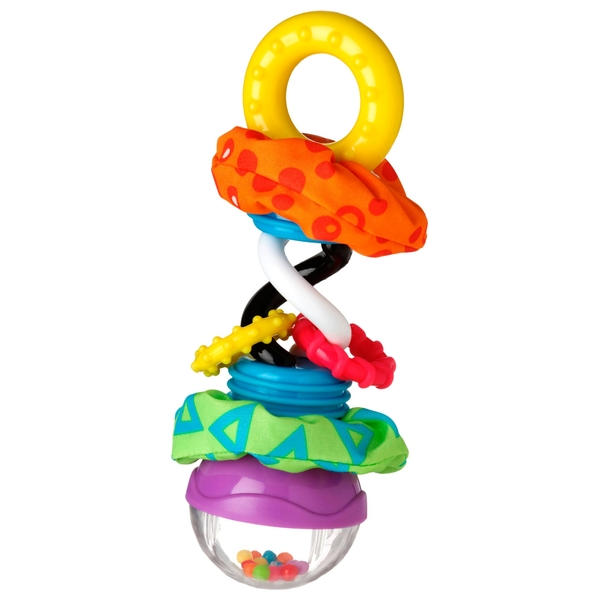 Playgro Super Shaker Rattle and Teether