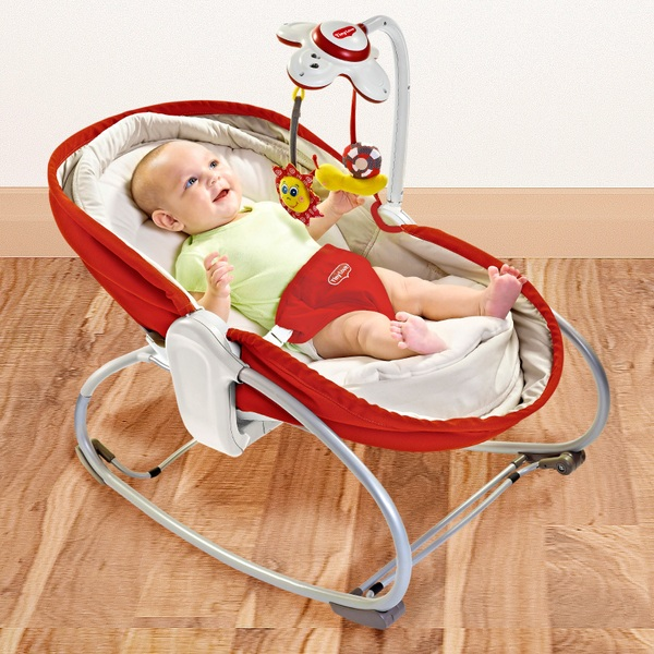 Tiny Love 3in1 Rocker Napper Baby Seat Baby Bouncers Ireland