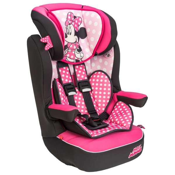 Minnie Mouse Car Seat Uk