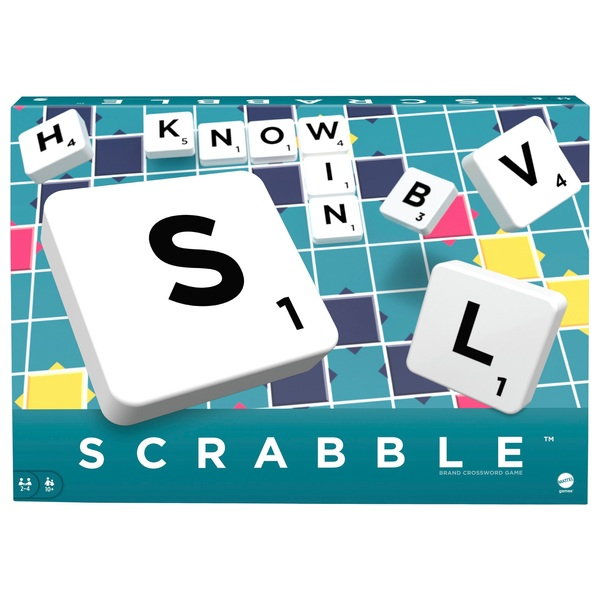 The Original Scrabble Word Game