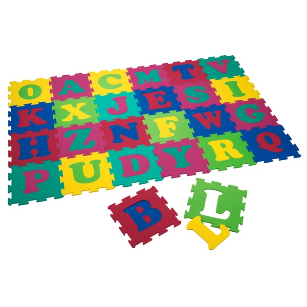Lovely Alphabet Puzzle Baby Floor Mat