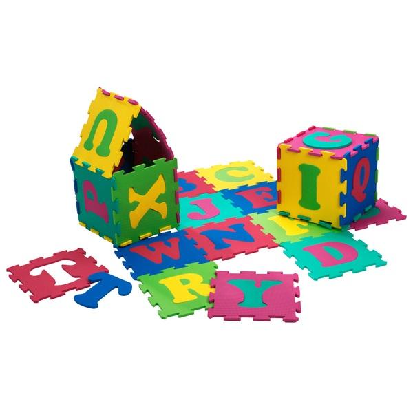 Alphabet Puzzle Baby Foam Mat Foam Playmats Uk