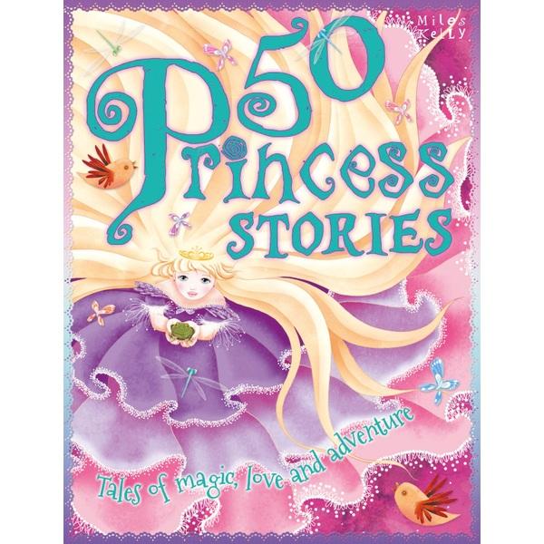 Miles Kelly Princess Stories PB Book
