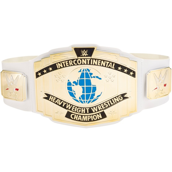 WWE Championship Intercontinental Belt