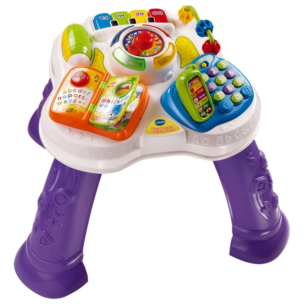 Exceptional VTech Learning Activity Table