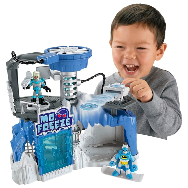 Fisher-Price Imaginext Mr Freeze Headquarters