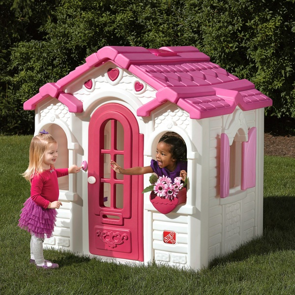 Outdoor GARDEN Kids Toys GAMES Colorful PLAYHOUSE Play Phone ...