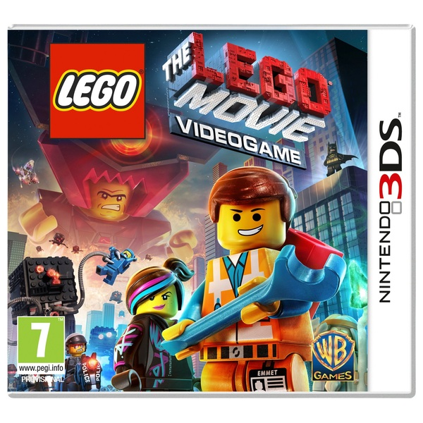 LEGO The Movie 3DS