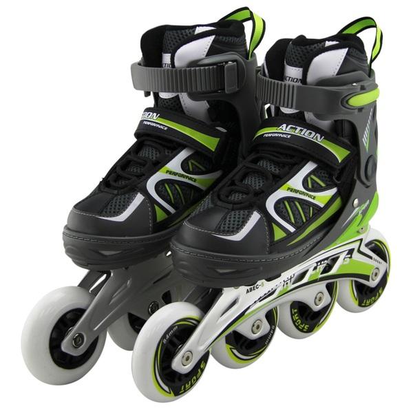 Image of Pro Inline Skates Gr. 39-42, grün