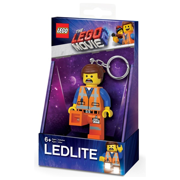 LEGO Movie 2 Emmet Keylight