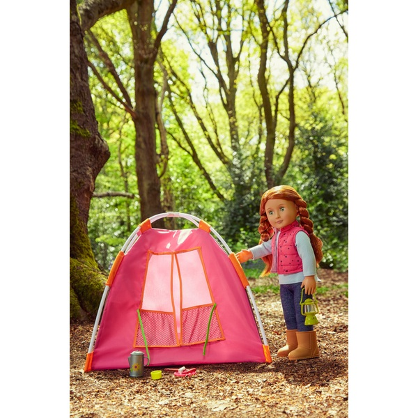 Our Generation Polka Dot C&ing Set  sc 1 st  Smyths Toys : our generation tent - memphite.com
