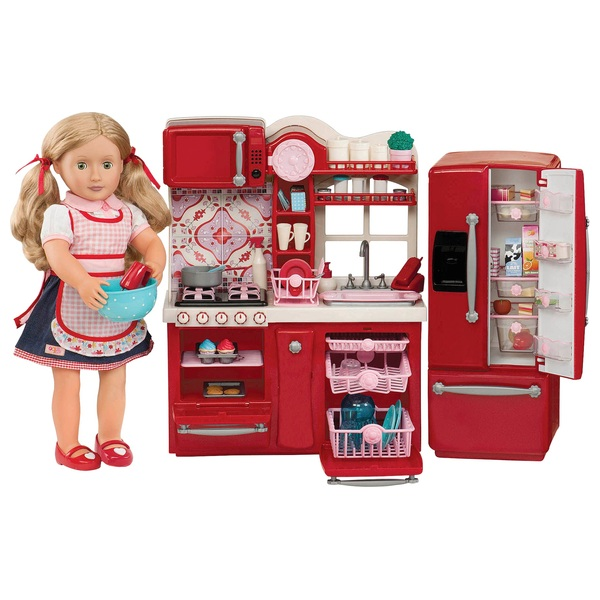 Our Generation Gourmet Kitchen Set - Our Generation UK