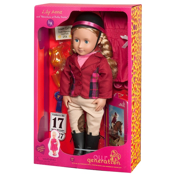 Our Generation Doll Kitchen Review