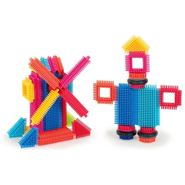 36 Piece Bristle Block Set