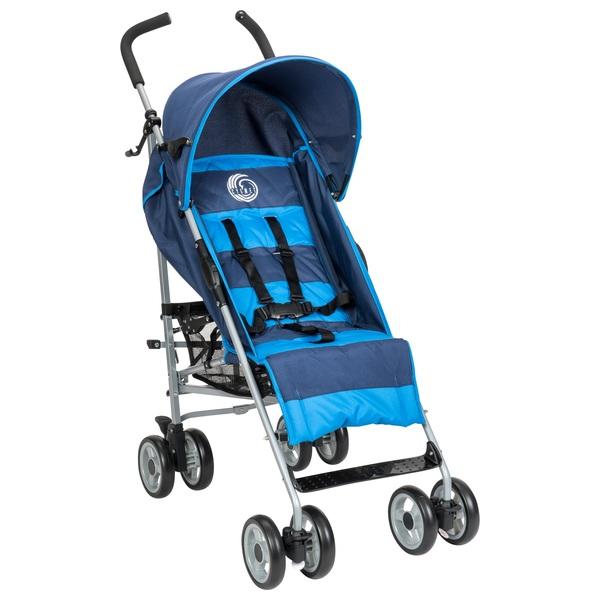 Cygnet Wave Stroller Navy/Blue