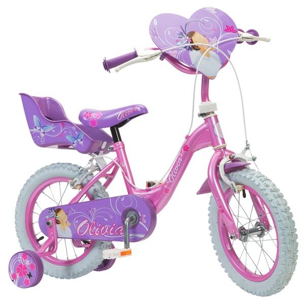 14 Inch Olivia Bike