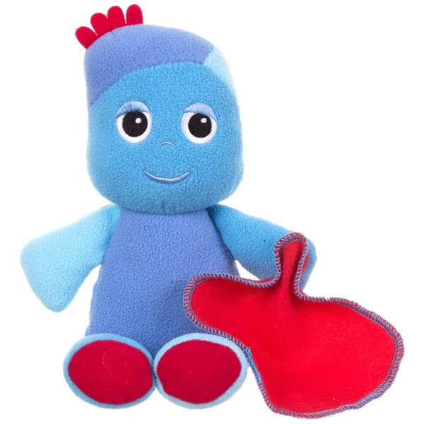 Talking IgglePiggle Soft Toy In The Night Garden