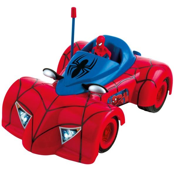 Spider-Man 2 Radio Control Car 1:16