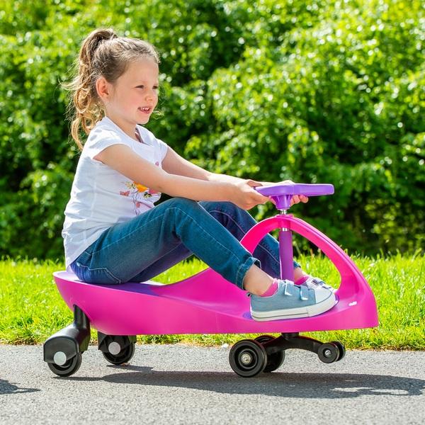 Wiggle Car Pink