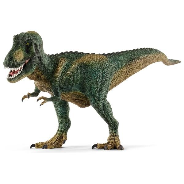 Schleich Tyrannosaurus Rex, light green
