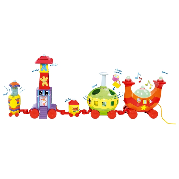 In The Night Garden Ninky Nonk Musical Activity Train  In the