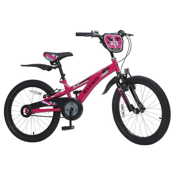 20 Inch Nitro Pink Bike