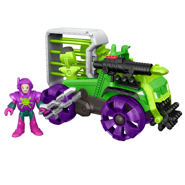 Imaginext DC Super Friends Lex Corp. Hauler