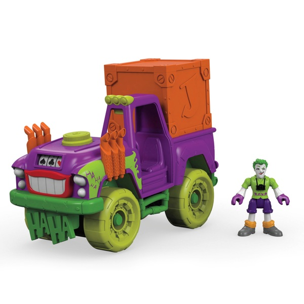 Fisher-Price Imaginext DC Super Friends The Joker Surprise