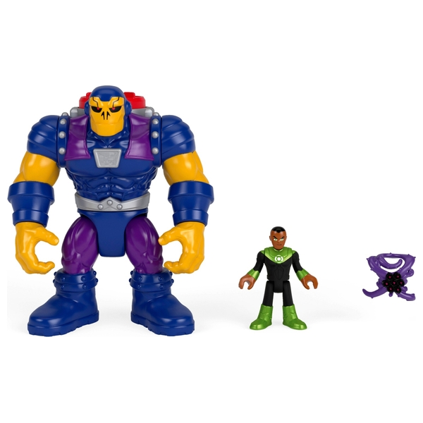 Imaginext DC Super Friends Mongul and Green Lantern