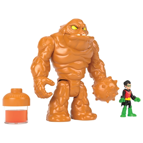 Imaginext DC Superfriends Clay and Robin