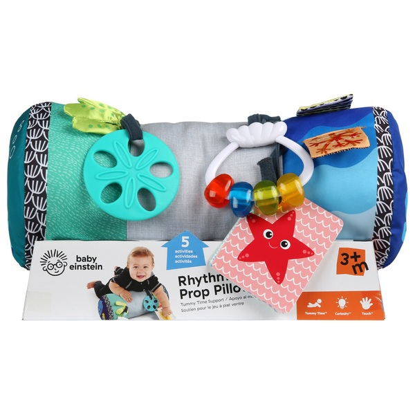 Baby Einstein Rhythm Of The Reef Prop Pillow Infant Toys