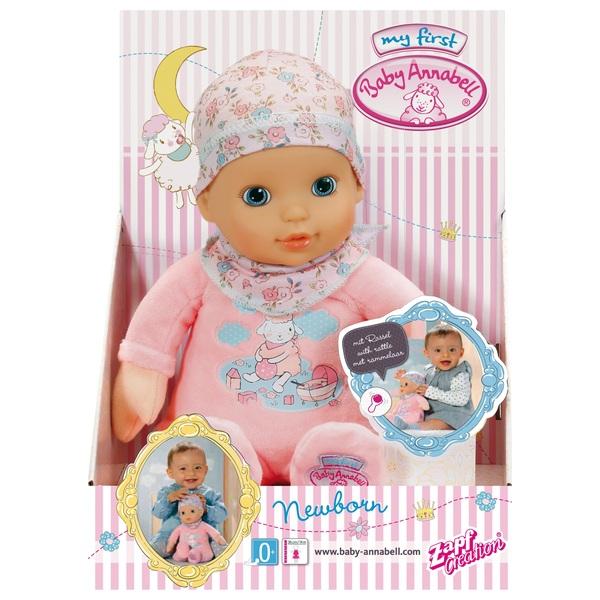 Baby Annabell Newborn Doll Baby Annabell Uk