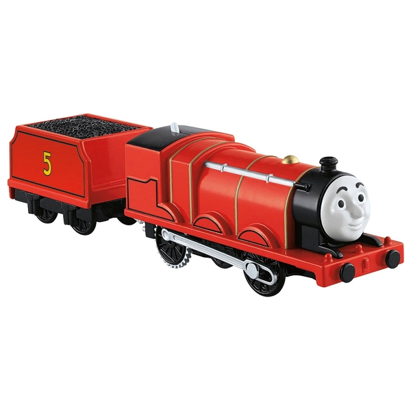 Thomas & Friends Trackmaster James Toy Engine