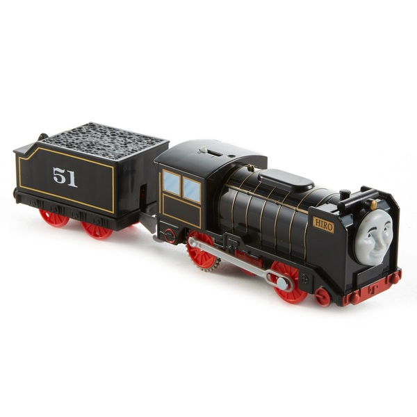 Thomas & Friends Trackmaster Hiro Toy Engine