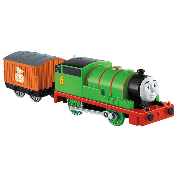 Thomas & Friends Trackmaster Percy Metal Toy Engine