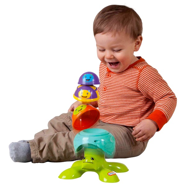 Activity Garden Turtle Stacker Little Tikes