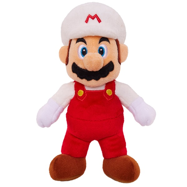 Nintendo Plush: Fire Mario