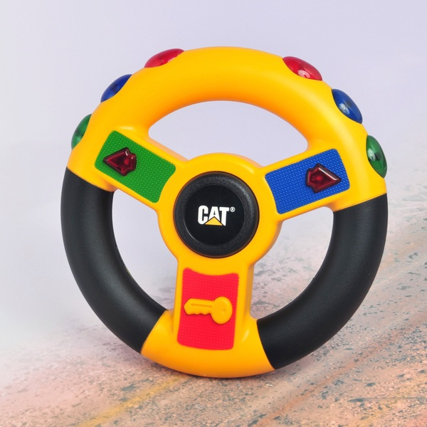 CAT Honk & Rumble Wheel