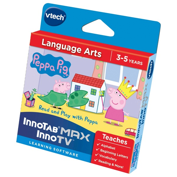 VTech InnoTab Software Peppa Pig Game