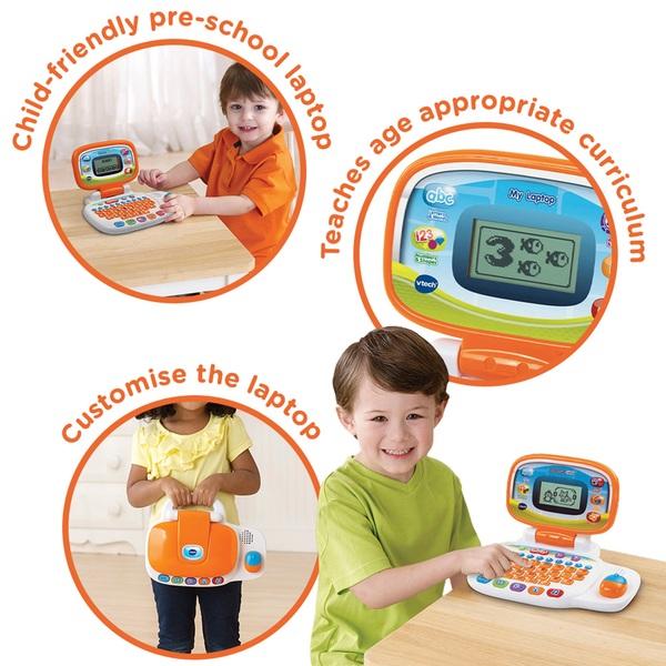 Goede VTech My Laptop - Technology Ireland AO-95
