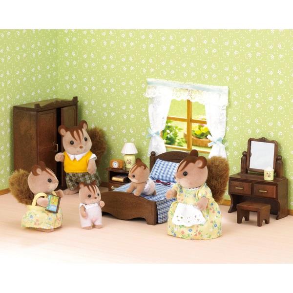 Sylvanian Family Master Bedroom Set