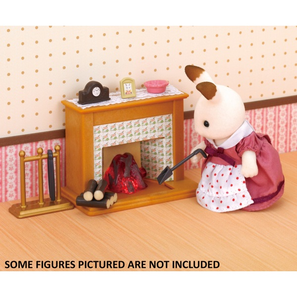 sylvanian families deluxe living room set - Sylvanian Families Living Room Set