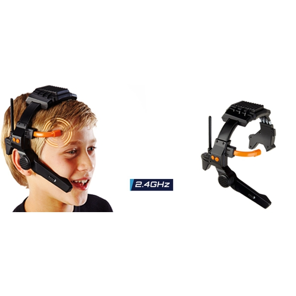 Spy Net Vibrasonic Walkie Talkies